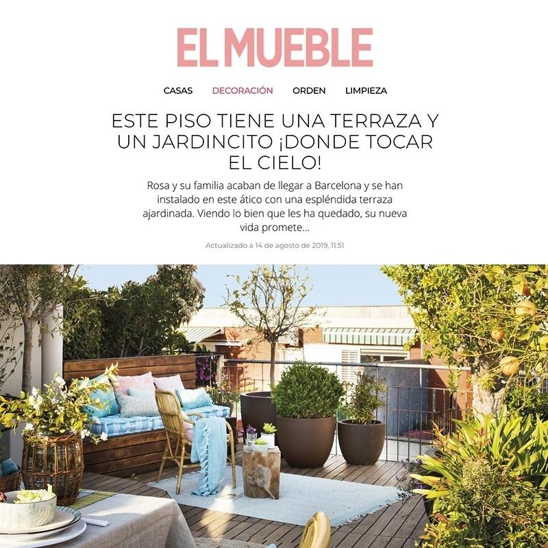 14 Agosto 2019. El Mueble